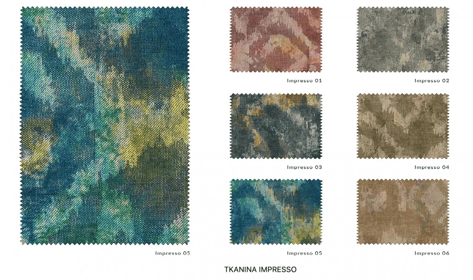 tkaniny impresso