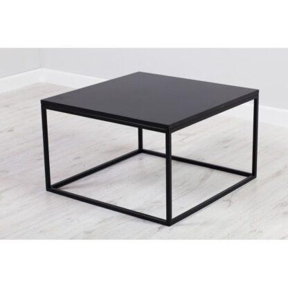 Czarny stolik Leandro