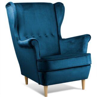 Fotele Fotel uszatek Valerio