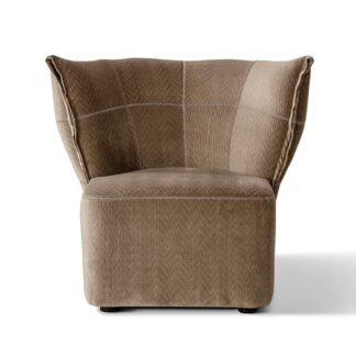 Fotele Fotel Silluet półokrągły