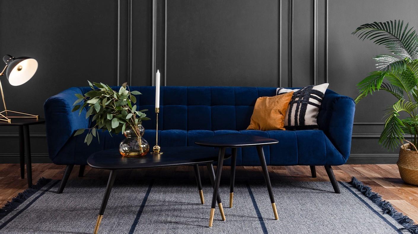 sofa lilly w mały salon