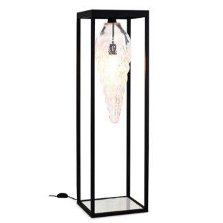 Lampy stojące Lampa Carmela na metalowej podstawie