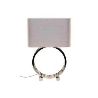 Lampy stołowe Lampa stalowa Feliciana