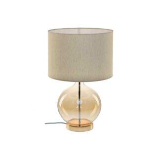 Lampy stołowe Lampa stołowa szklana Encarna