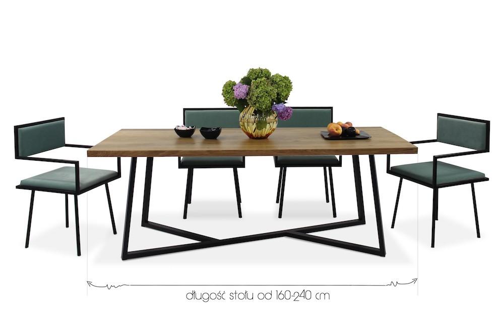 stół amando loft