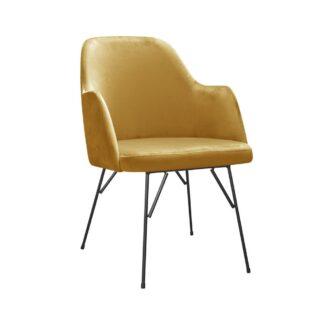 Fotele Nowoczesny fotel Camilo