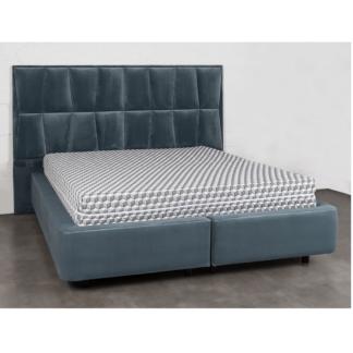 Łóżka Łóżko Josue tapicerowane