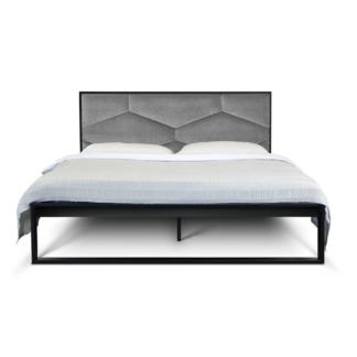Łóżka Łóżko metalowe Climaco