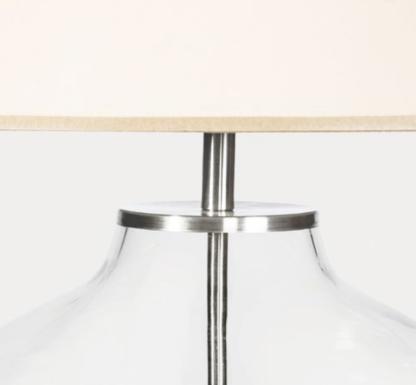 lampa stolowa mosiezna