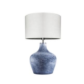 niebieska lampa famlight